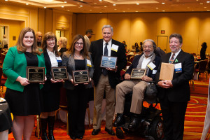 2017 Maryland Psychological Association Award Recipients